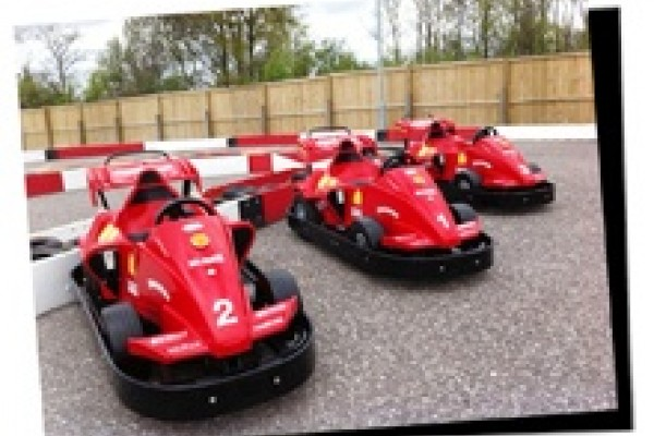 Lakeside Karting - Thurrock