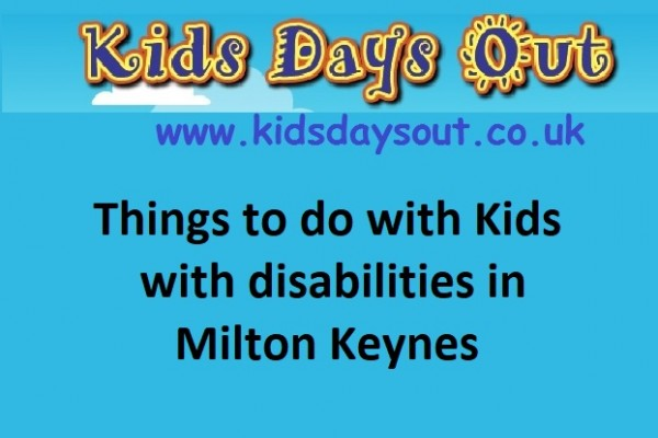 Activities Kids Buckinghamshire disabilities