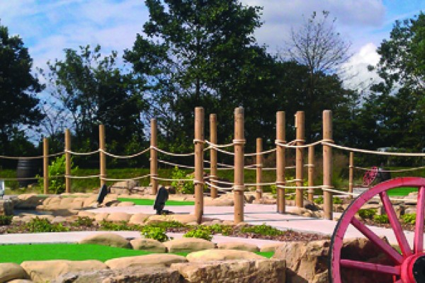 Days out in Durham at Adeventure Valley