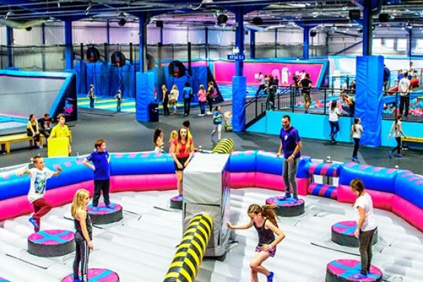 Kids Days Out Bristol - AirHop