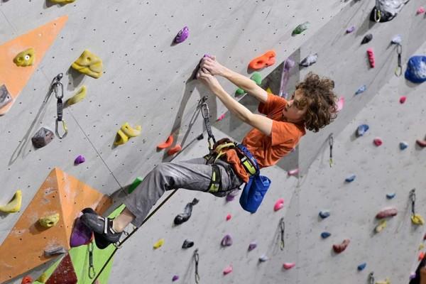 Climbing fun in Wales!