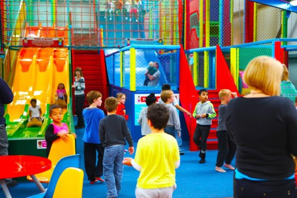 Fun for all will be had at the Big Play Barn