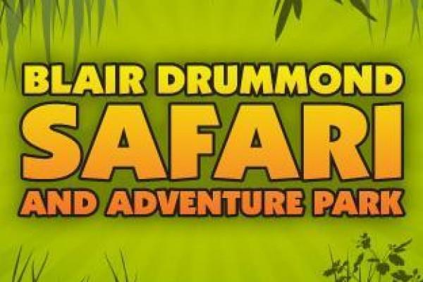 Blair Drummond Adventure & Safari Park, near Stirling