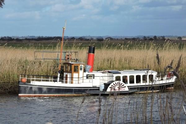 Boat trips Wareham