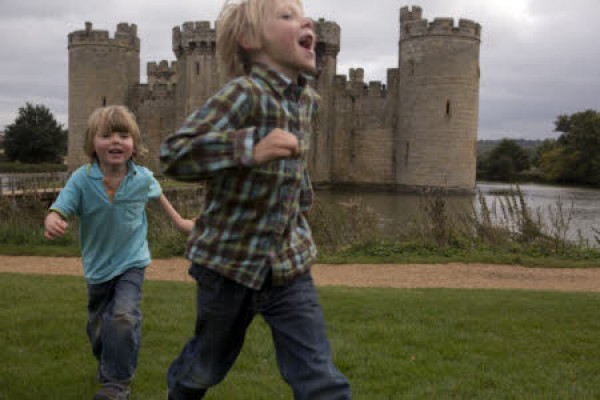 Bodiam Castle Kids Days Out
