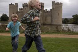 Bodiam Castle Kids Days Out