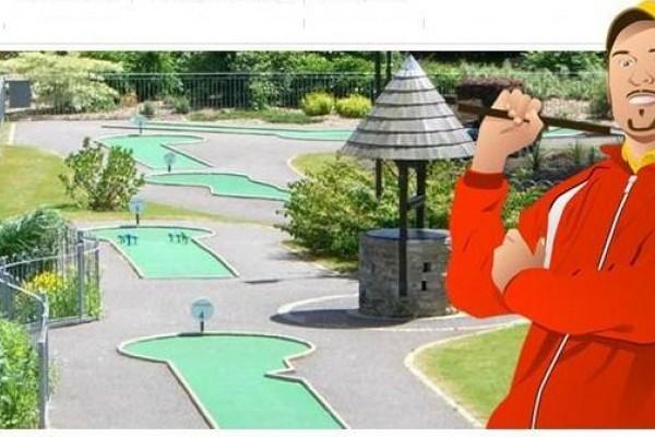 Mini Golf Boscombe Dorset