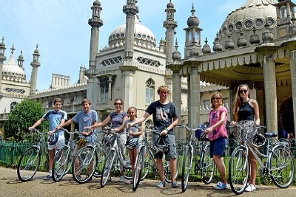 Explore Brighton by Bike!