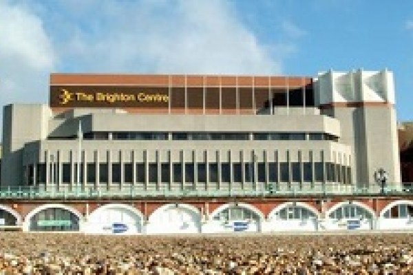 Brighton Centre Sussex