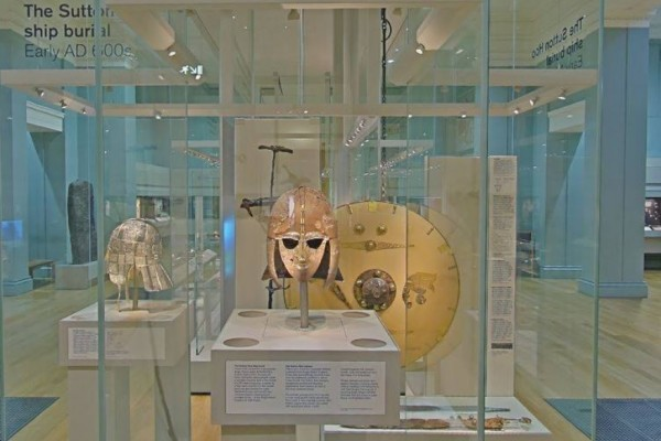 Free Attraction London - British Museum