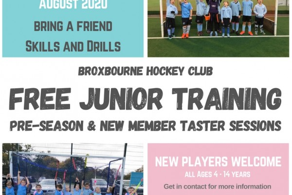 Broxbourne Hockey Club