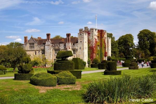 Castles in Kent