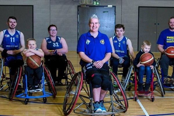 Wheelchair Basketball Cheshire