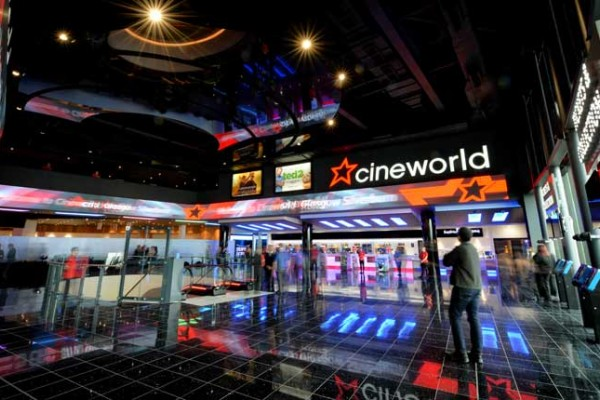 Cineworld, Glasgow