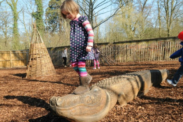 National Trust activities for kids Buckinghamshire