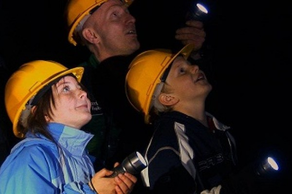 Adventures at Corris Mine Explorers