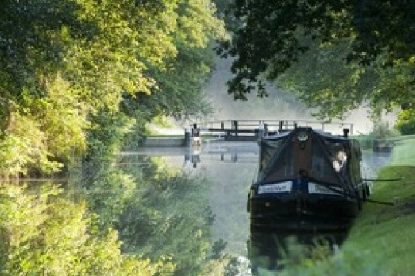 Waterside walks and boat trips Surrey
