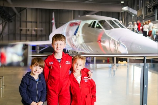 Days Out Aerospace Bristol