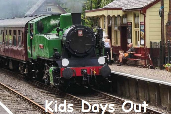 Churnet Valley Railway - Cheddleton