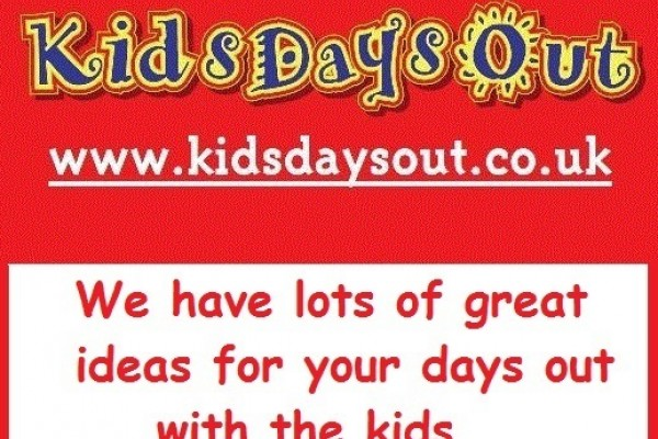 Days out with kids Kent
