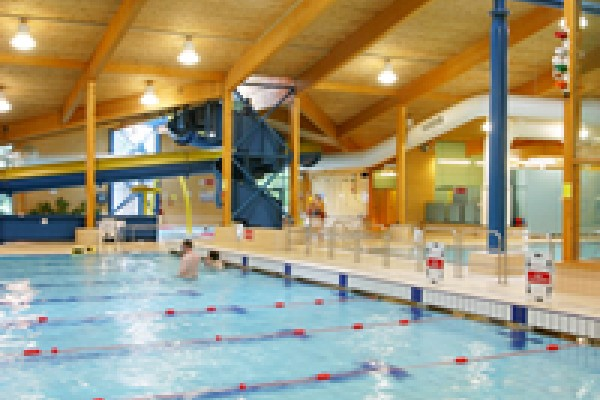 Family Swimming Fun at Five Rivers Health & Wellbeing Centre