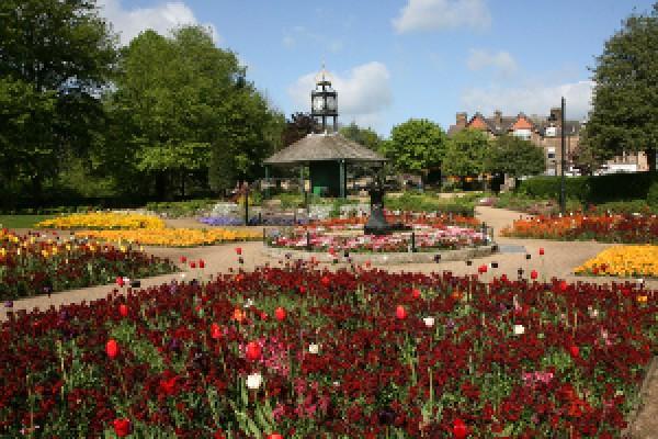 Hall Leys Park