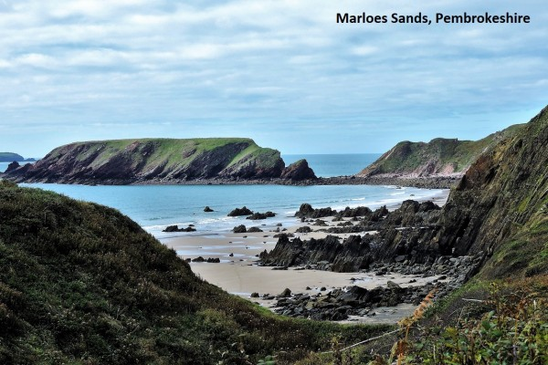 Marloes Sands, West Pembrokeshire