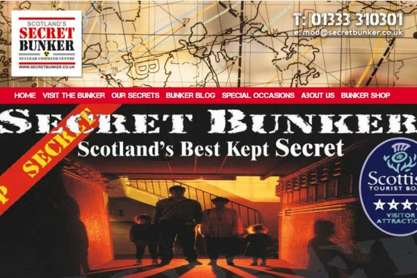 Scotland's Secret Bunker - Troywood