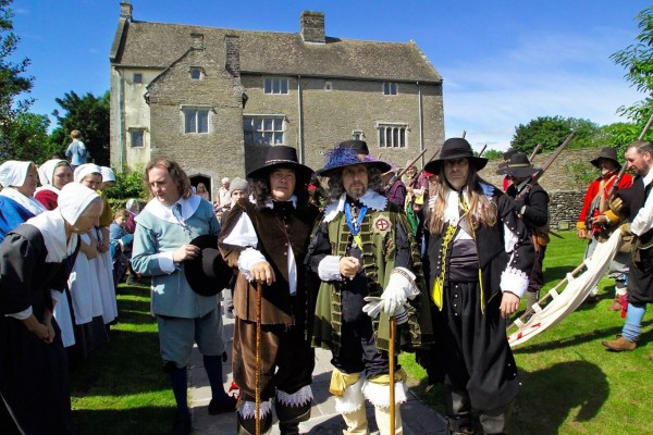Kids Days Out History at Llancaiach Fawr Manor
