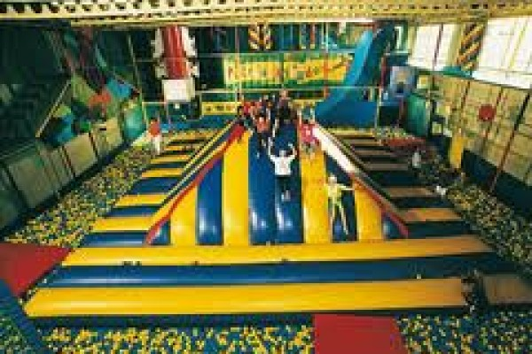 Kids Kingdom, Southend on Sea