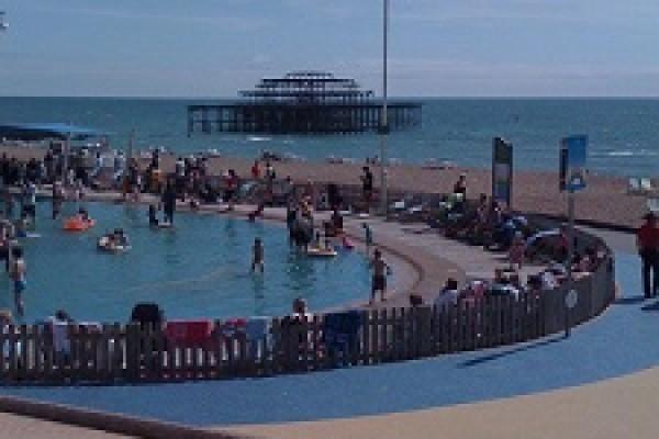 Parks Brighton Sussex