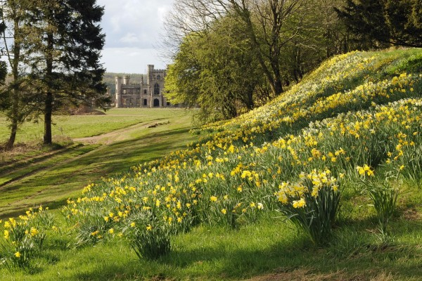 Lowther Castle & Gardens, near Penrith