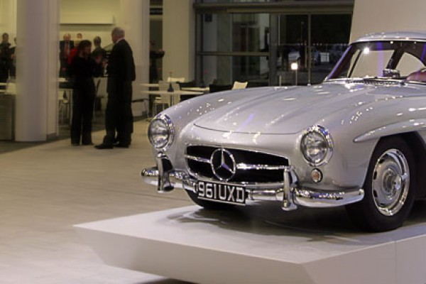 Mercedes-Benz World, Weybridge