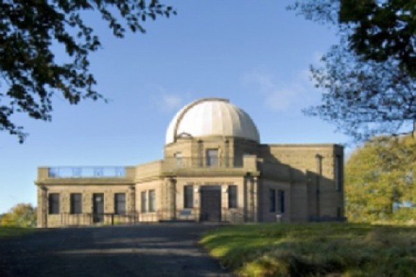 The observatory with domed roof to view planets on your Kids Days Out