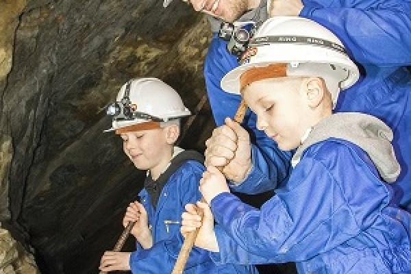 Slate Caverns, Blaenau Ffestiniog