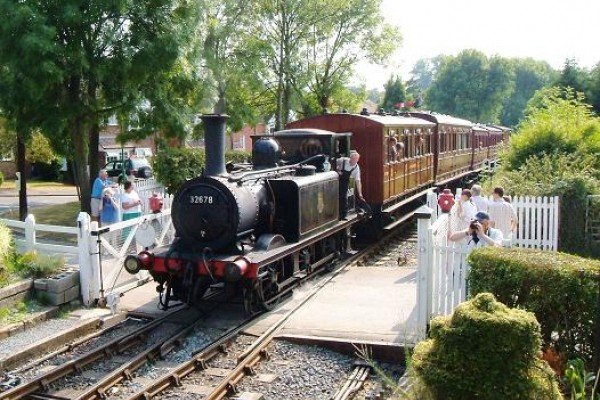 Steam Railway in Kent