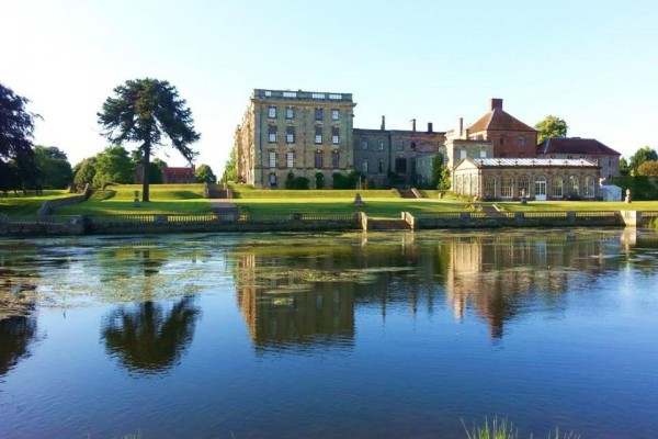 Stoneleigh Abbey, Kenilworth