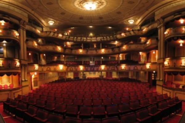 Theatre fun in Brighton Sussex