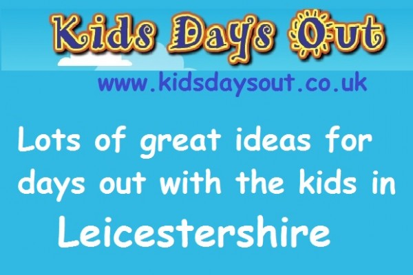 Things to do kids Leicestershire