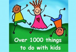 Things to do kids Oxfordshire