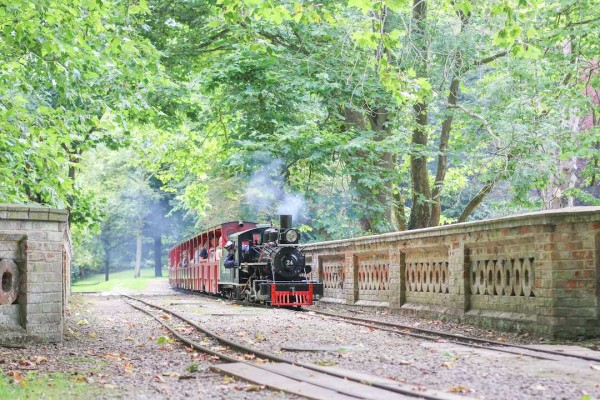Audley End Miniature Railway, Saffron Walden