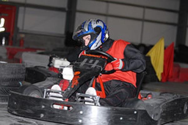 Karting in Wales