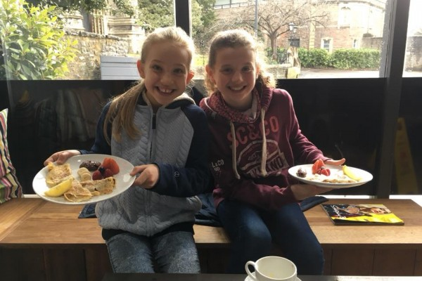 Where to eat with kids Bristol