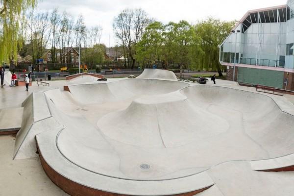 Winchester Skate Park