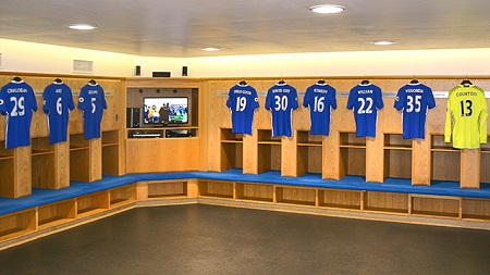 Football In London At Chelsea Stadium Tour Kids Days Out